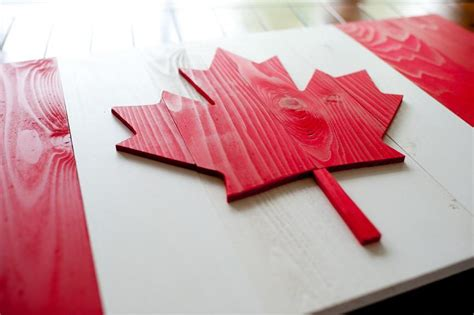 great canadian woodworker the great canadian flag debate the maple leaf s origin