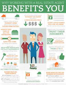 i want to be a realtor how working with a real estate agent benefits you