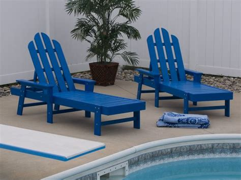 plastic pool lounge chairs pool furniture supply chaise lounge recycled plastic