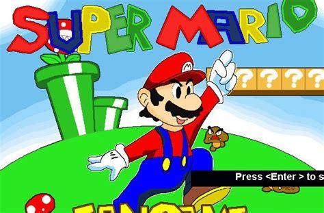 super mario fan games mario game super mario fan galaxy games super mario