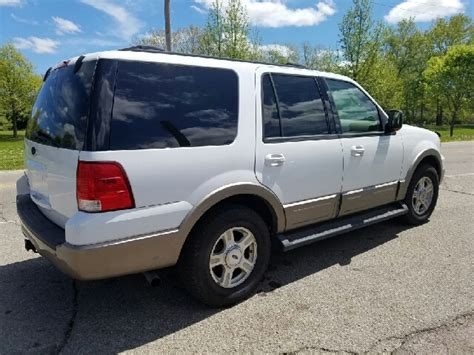 2003 ford expedition mpg 2003 ford expedition eddie bauer 4wd 4dr suv in miamisburg