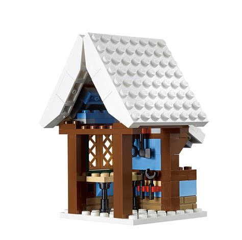 winter cottage lego lego forums toys n bricks