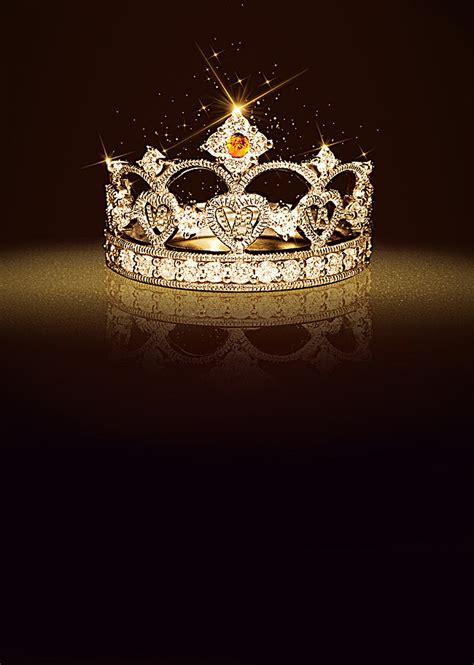 background queen crown cosmetics background poster queen crown diamond