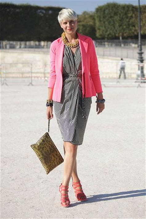 Parisian Style For Over 40 | trendy paris street style women over 40 and 50