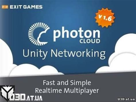 tutorial unity networking unity multiplayer photon networking einleitung