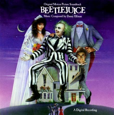 danny elfman credits beetlejuice original motion picture soundtrack danny