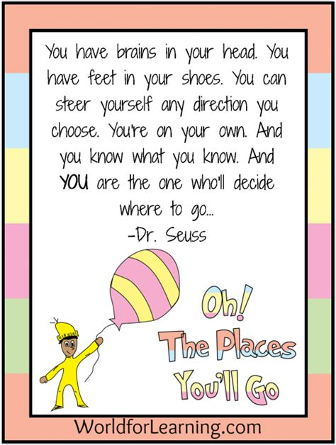 000820148x oh the places you ll go dr seuss oh the places youll go border www imgkid