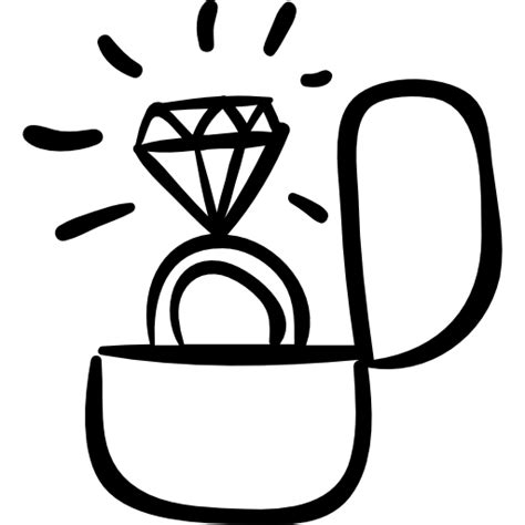 engagement ring icons free download