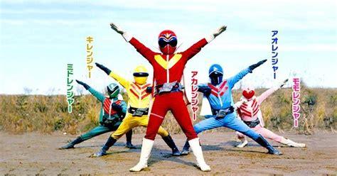 S W A T Rangers Merah t o k u s a t s u tema sentai tokusatsu05