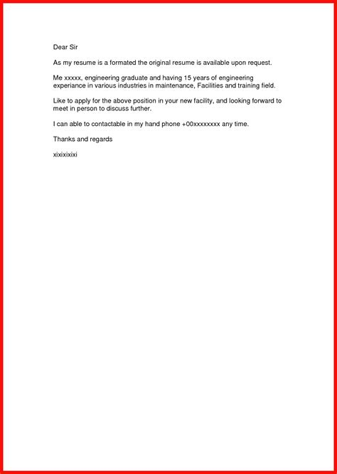 cover letter for facilities manager school attendance template