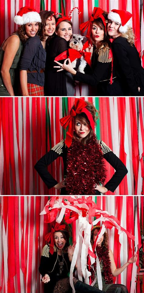 christmas party photobooth holiday or just any party