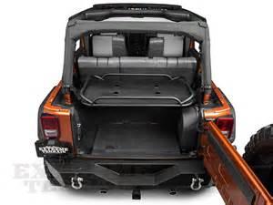 Jeep Jk Rear Cargo Rack Rage Wrangler Rear Sport Rack 86623 07 17 Wrangler Jk