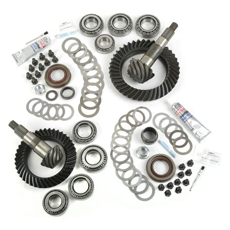 Jeep Jk Ring And Pinion Ring And Pinion Kit 07 16 Wrangler Jk 30 44 4 10 Ratio