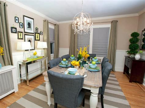 hgtv dining room ideas the high low project hgtv