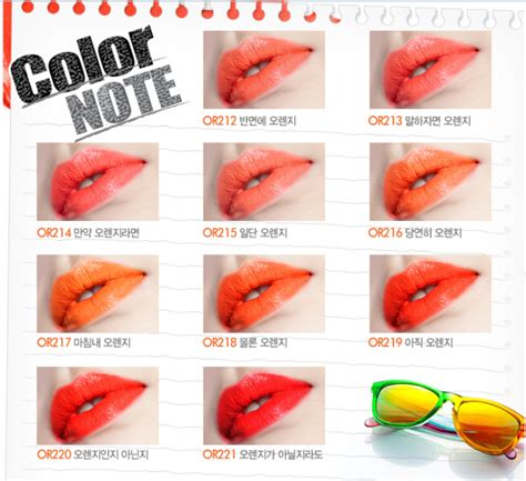 Etude Color Pop etude house color pop lipsticks