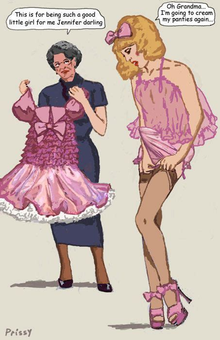 forced feminization art and drawings colleen s sissy stuff hot sissy toons pinterest