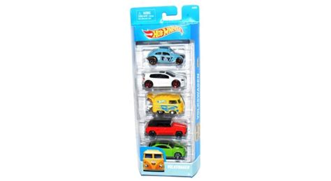 Wheels Volkswagen Set Gift Pack wheels volkswagen 5 pack set