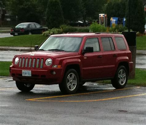 Jeep Patriot Lift Lift Kit Installed With Pics Jeep Patriot Forums
