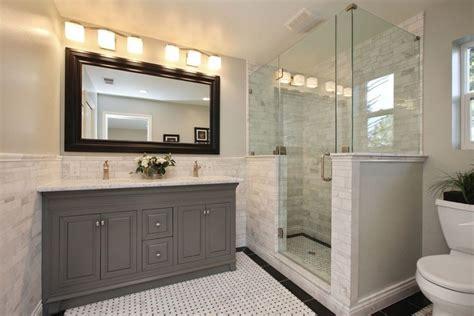 Black Vanity Bathroom Ideas Tiled Bathrooms For Elegant Bathroom Camer Design