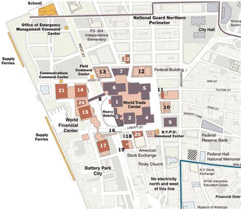 One Arts Plaza Floor Plans ground zero map