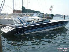 miami vice houseboat scarab 38kv miami vice edition boating pinterest