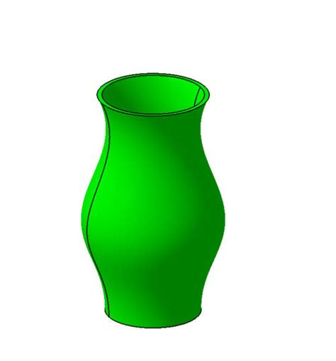 3d Vase by Vase For 3d Printing Free 3d Model 3d Printable Stl Stp