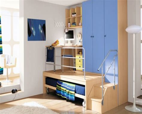 Boys Bedroom Designs For Small Spaces Clever Small Bedroom Decorating Ideas For Teenagers Room With Pictures Vizmini