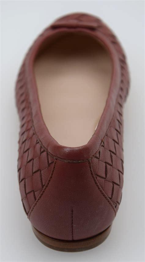 Bottega Venetta 2003 bottega veneta scarpa ballerina donna mattone 297868 v0013 ebay