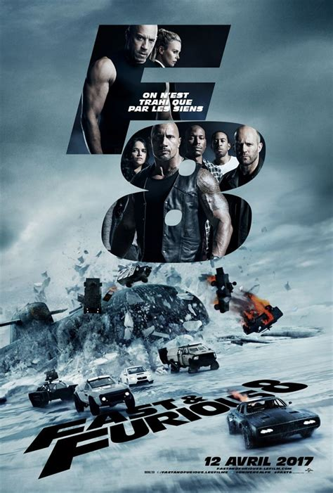 fast and furious 8 info critique de fast and furious 8 zickma