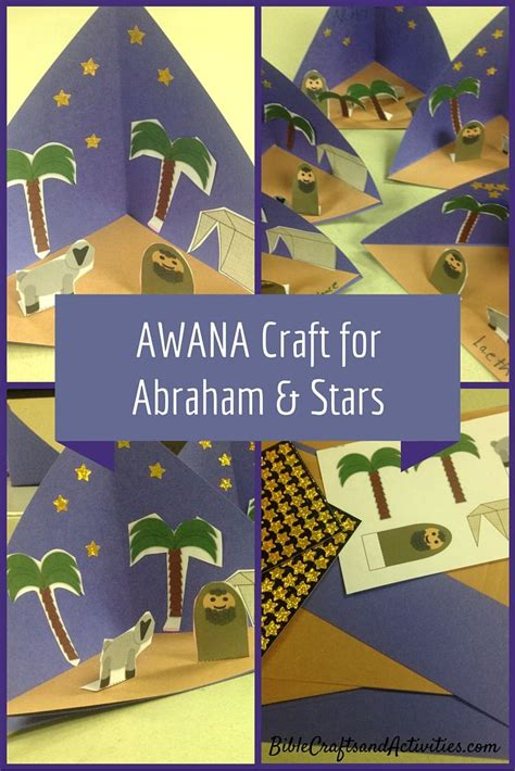 by cathy abraham activity idea place 25 best ideas about abraham bible crafts on pinterest