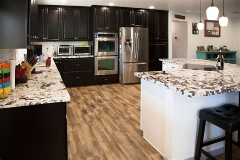 2019 kitchen flooring trends 20 flooring ideas for the kitchen flooringinc