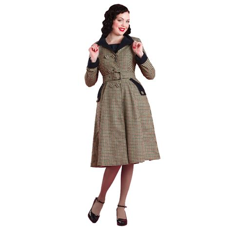 vintage of the 50s rockabilly miss floss wool vintage retro rockabilly pinup 40s