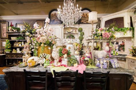 Spring Home Decor 2017 | 2017 open house blooming with spring decorations