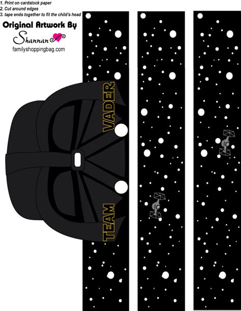 Printable Star Wars Hat | party hat 237897 png
