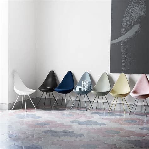 Drop Fritz Hansen by Drop Stuhl Fritz Hansen Im Design Shop