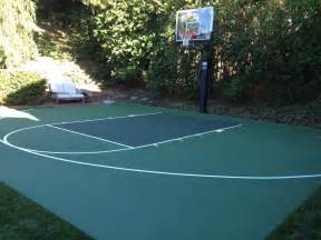 Backyard Basketball Court Dimensions Tennis Court Resurfacing And Repair San Francisco Bay Area