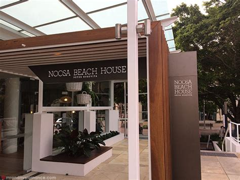 House Restaurant Noosa Where To Eat In Noosa Noosa Beach House Restaurant Mr