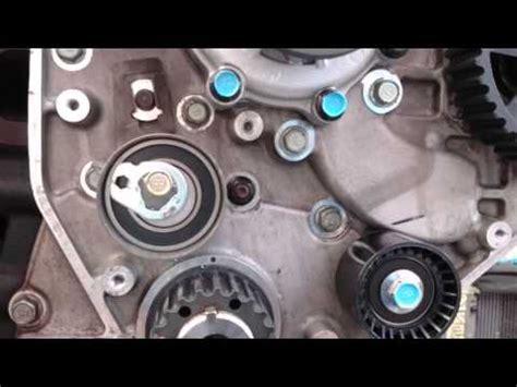 Kia Timing Belt Replacement Kia Sedona Carnival Hyundai 2 9crdi Timing Belt Part6