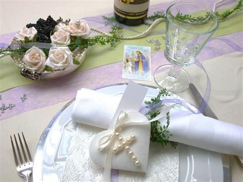 Tischdeko Hochzeit Lila Creme by Set 20 Per Tischdeko Kommunion Konfirmation Lila Creme
