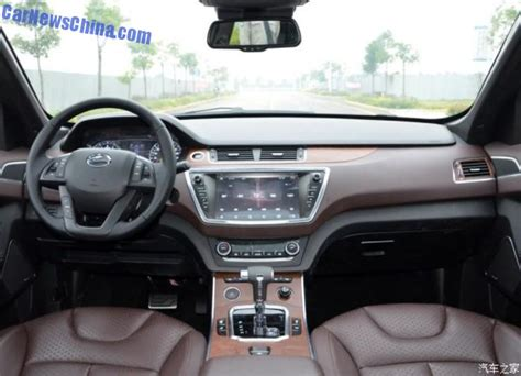 land wind interior this is the cloned interior of the landwind x7 range rover