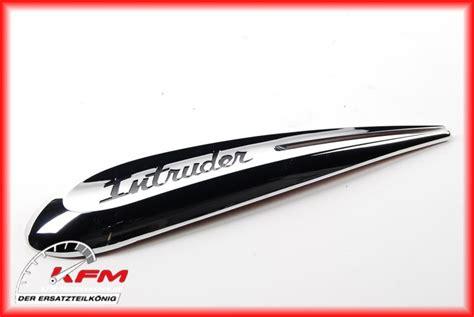 Aufkleber Suzuki Intruder by 68121 38b00 000 Suzuki Emblem Intruder Links Original Neu
