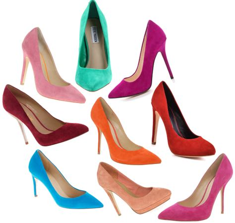 obviously i need you colorful pumps