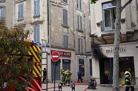 bravo et merci aux pompiers de salon de provence
