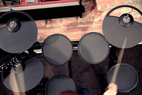 Dtx 400k yamaha dtx400k electronic drum set topelectricdrumsets