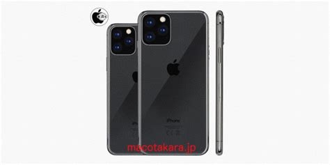 report claims   triple camera iphones