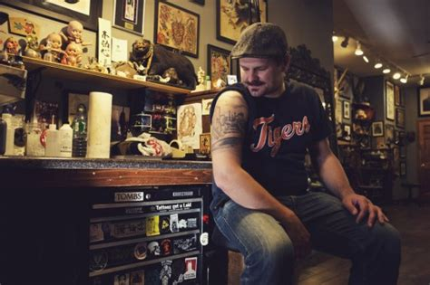 tattoo parlor gateway three kings tattoo was this detroit native s gateway to