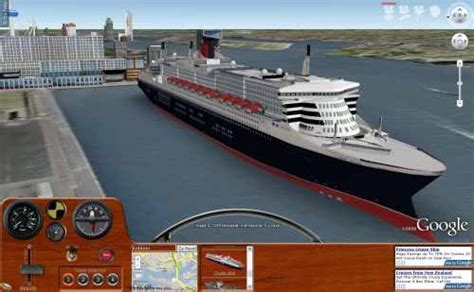 planet in action ships download - 3d Boat Simulator Google Earth
