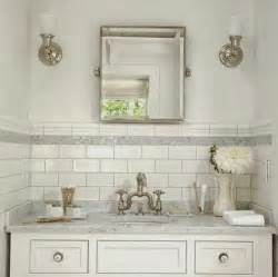 Subway Tile Bathroom Ideas by White Subway Tile Bathroom Ideas And Pictures