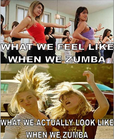 Funny Zumba Memes - when we zumba funny memes