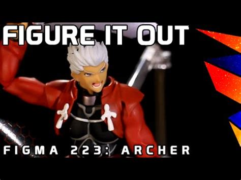 Ngf254 Figma 223 Archer Fate Stay fate stay archer figma 223 figure it out